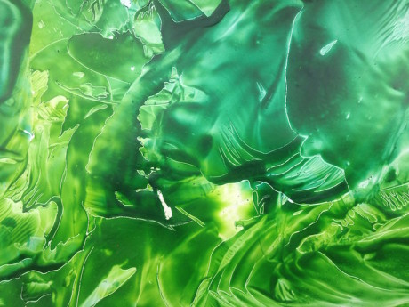 Energie – encaustic art, enkaustický obraz