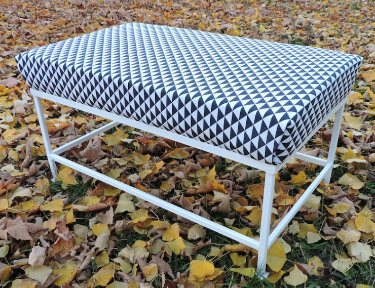 Renovace stoličky